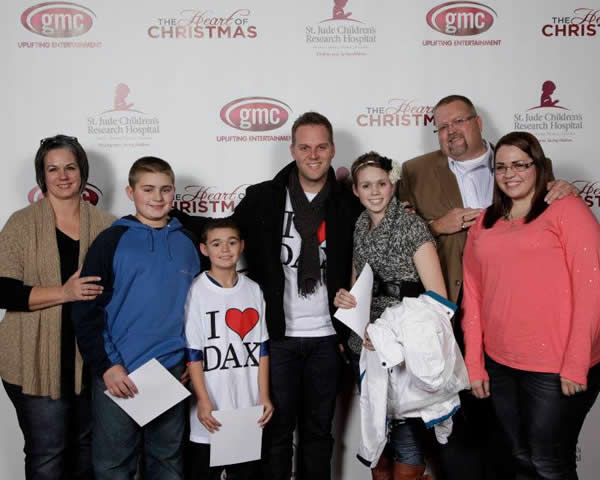 Heart of Christmas Premier